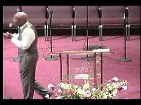 Pastor Thomas Vinson