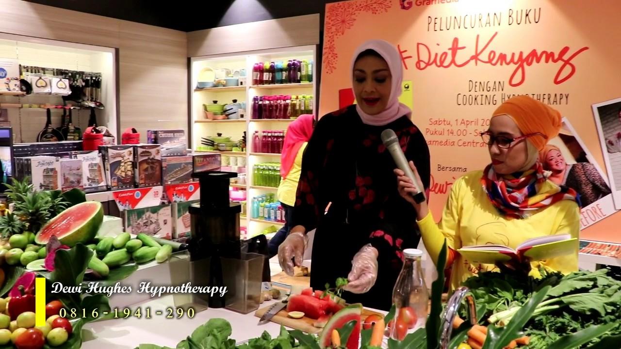 Diet Kenyang dengan Cooking Hypnotherapy