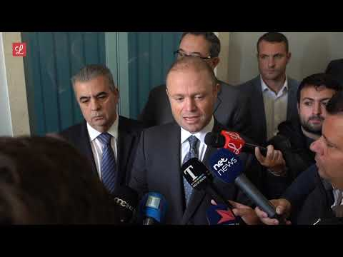 Prime Minister Joseph Muscat gives frank view on land reclamation