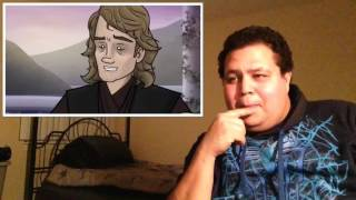 How Star Wars Revenge of the Sith Should Have Ended Reaction!!