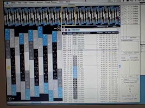 Tonal Plexus Editor (TPXE) Part 2