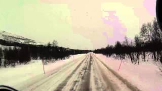 Дальнобой по Скандинавии.Чудный рейс из Норвегии.Часть #1