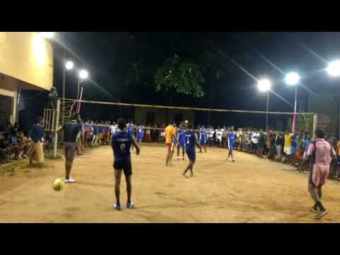 Amateur Volleyball Tournament Perumbalam PCC VS BDS