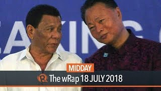 China denies 'debt trap' in grants for Philippines
