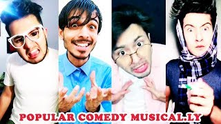 The Most Popular Comedy Musical.ly India of March 2018 | The Best Musically Compilation