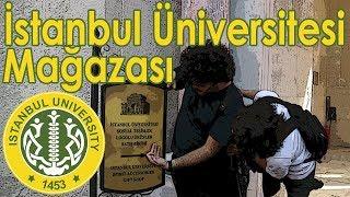 İstanbul Üniversitesi Mağazası!