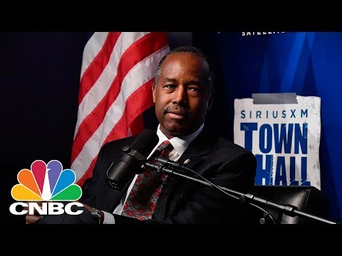 Ben Carson Says 'Poverty Is A State Of Mind': Bottom Line   CNBC