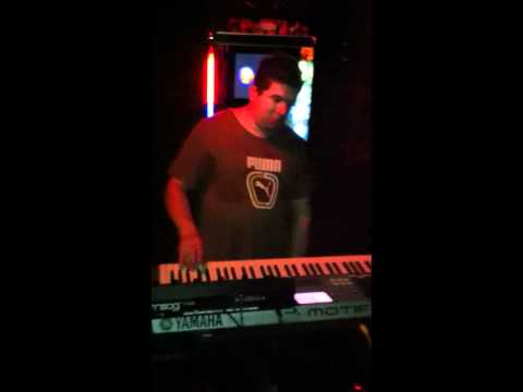 The Odie Teken Trio at Wally's