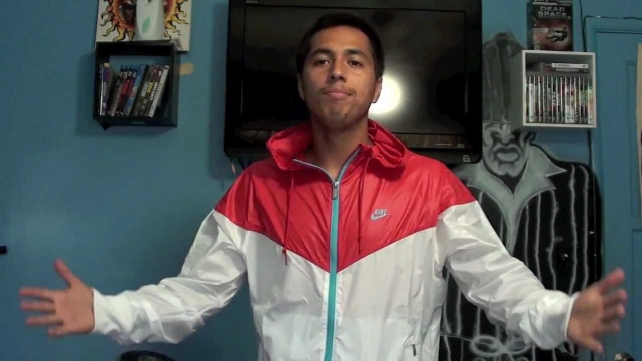 e43a06425104 Nike Summerized WindRunner Jacket Unboxing!!! (Episode  9) HD - YouTube