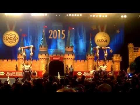 University of Kentucky 2015 UCA Championship