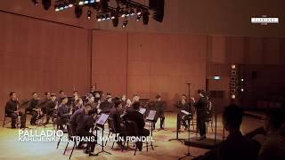 Palladio • The Clarinet Club & AudioImage Wind Ensemble Clarinets