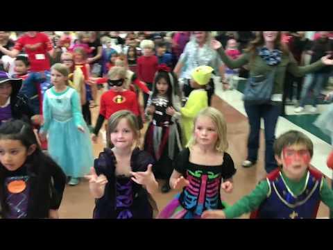 Halloween at Incline Elementary School