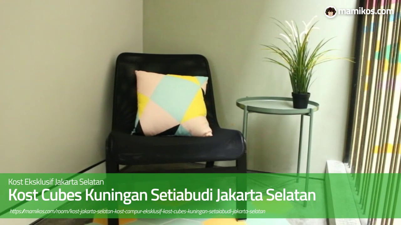 Kost Cubes Kuningan Setiabudi Jakarta Selatan - YouTube