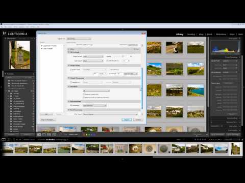 Lightroom - Bulk Crop and Resize images