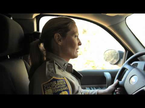 California Game Wardens Foundation - Lt. Warden Christy Wurster