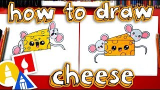 How To Draw Cheese - Happy Cheese Doodle Day!