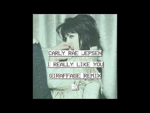 Carly Rae Jepsen - I Really Like You (Giraffage Remix)