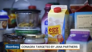 Why Conagra Is Being Targeted by Jana Partners