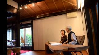 朗読劇 センセイの鞄 町田(可喜庵)公演 灰地順 検索動画 18