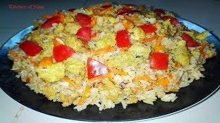 মাছের ডিমের ফ্রাইড রাইস | Fish Roe fried Rice | ভীষন মজাদার রেসিপি