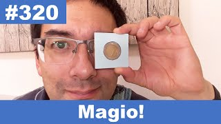 Mi trapikas moneron! | Some magic in the language Esperanto