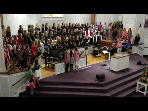 Sardis Middle School Choir Christmas Concert