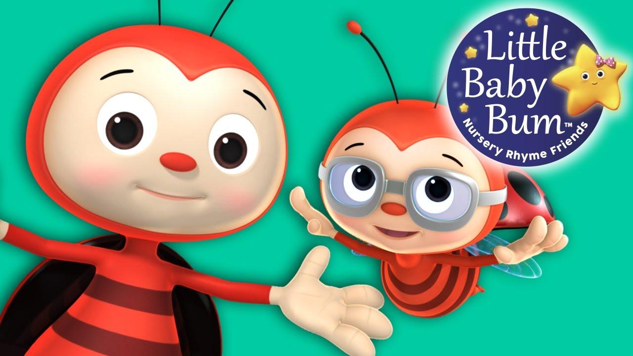 41f9dd36ded1 Little Baby Bum | Ladybug Ladybug | Nursery Rhymes for Babies | Songs for  Kids - YouTube