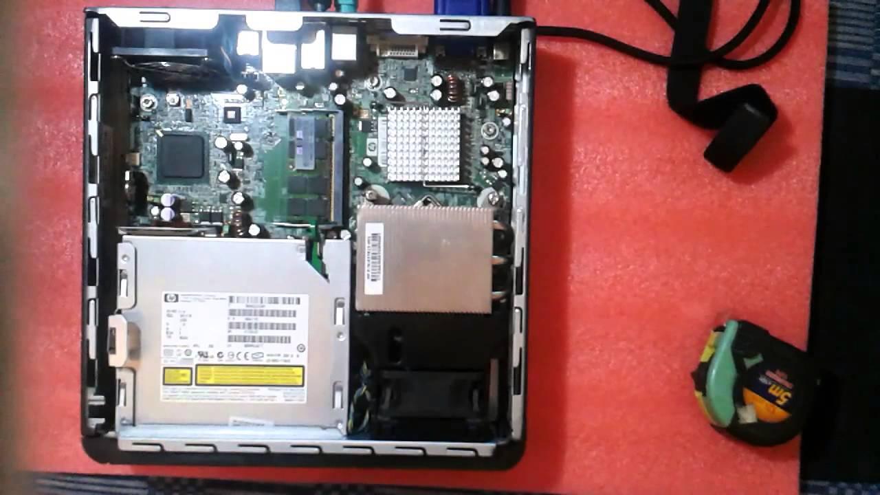 DRIVER HP TÉLÉCHARGER DC7800 AUDIO COMPAQ