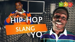 4 выражения из хип-хоп сленга, йоу | Puzzle English