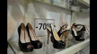 Обувь женская SS 2013 видео обзор http://legrandodessa.com