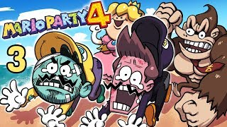Mario Party 4 - EP 3: It's Rigged | SuperMega