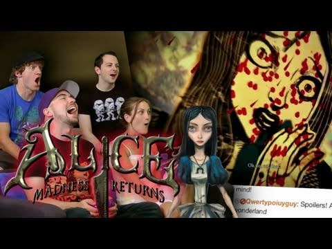 Alice: Madness Returns is AWESOME!