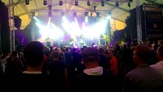 Loreen - Breaking robot, Saaristo open 2013