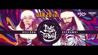 Live For Today | Kelissa & Keznamdi | WalshyFire Presents...