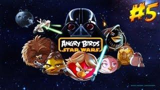 Angry Birds Star Wars прохождение - Серия 5 [Death Star 31-40]