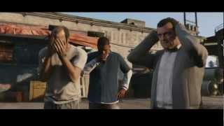 Trailer de GTA 5 en español - Mp3.es