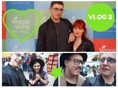 Vlog 2; Veggie World Barcelona