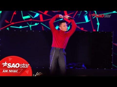 Sơn Tùng live cởi phăng áo quẩy nhiệt tình cùng fan với bản remix 'căng đét'