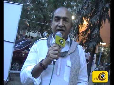 Actor Vijayakumar interview about Thadaiyara Thaakka - Nikhils Channel