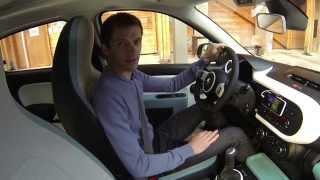 Nouvelle Renault Twingo III : premier essai vidéo par L'argus