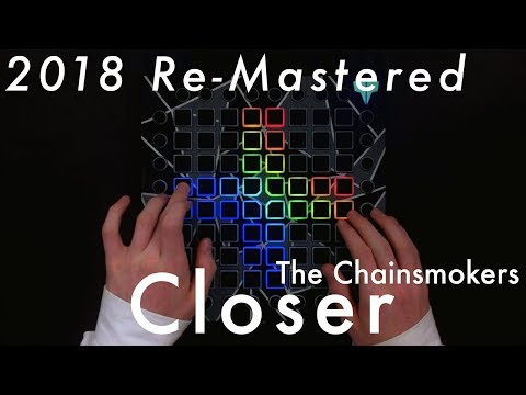 Kaskobi Plays: Closer  2018 Re-Mastered Launchpad Cover