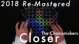 Kaskobi Plays: Closer // 2018 Re-Mastered Launchpad Cover