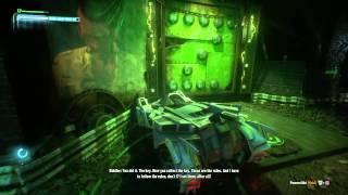BATMAN™: ARKHAM KNIGHT Riddler Trial 9 Easy!