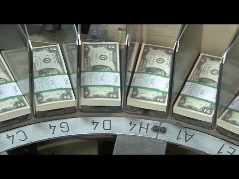 How $2 bills are made - clip from The Two Dollar Bill Documentary