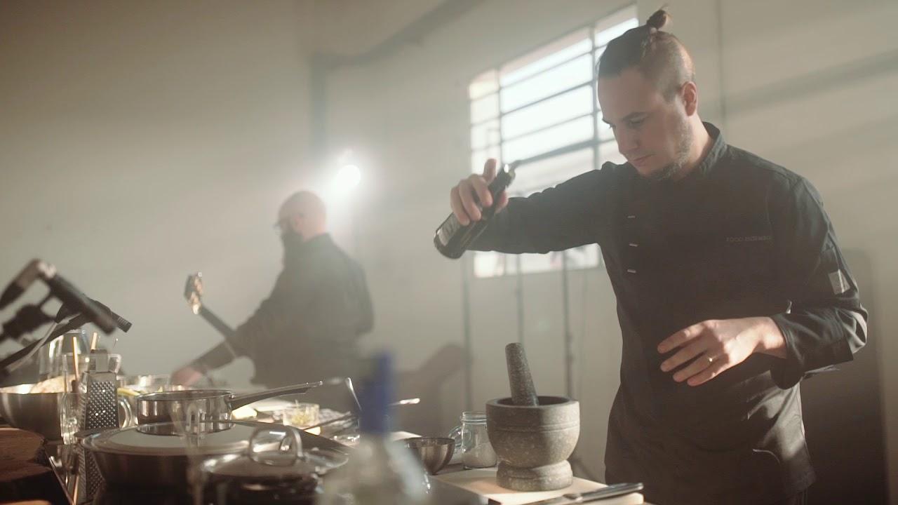 Suoni E Rumori In Cucina food ensemble - cucina elettronica