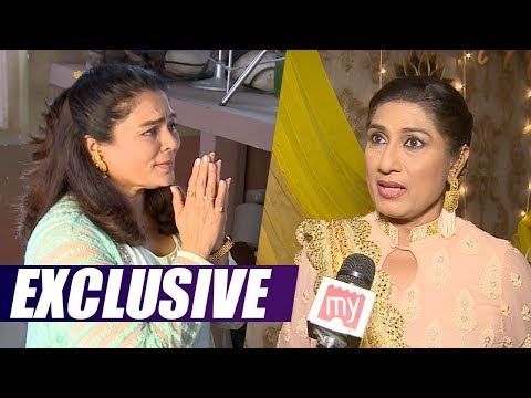 Thumbnail: Naamkarann | Avni AKA Aditi Rathore and new Dayavanti AKA Ragini Shah remember Reema Lagoo