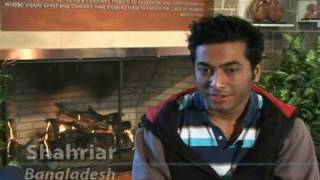 Shahriar, Bangladesh: Four Tools of Communication Are the Best Parts of the TOEFL® Test