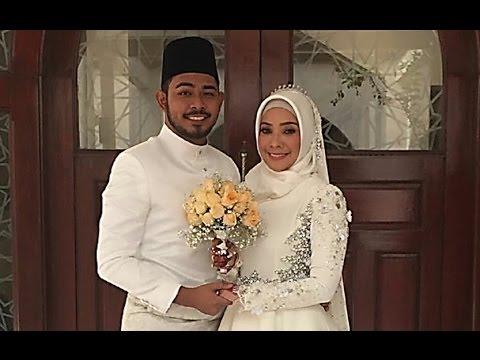 PRODUSER filem, Datuk Normashayu Puteh menamatkan zaman janda dengan penyanyi, Muhd Aiman Ismail