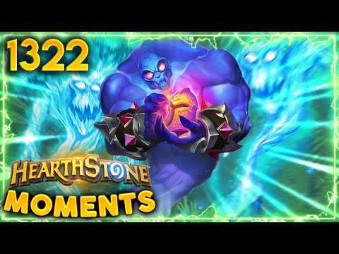THE SPICIEST COUNTER To Living Mana!! | Hearthstone Daily Moments + Battlegrounds Ep.1322