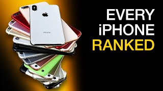 Every iPhone Ranked — Best to Worst!